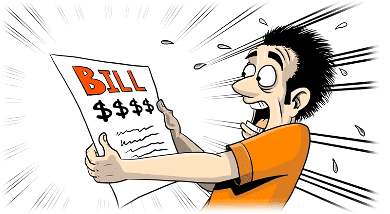 Dealing with Songkran electricity bill shock