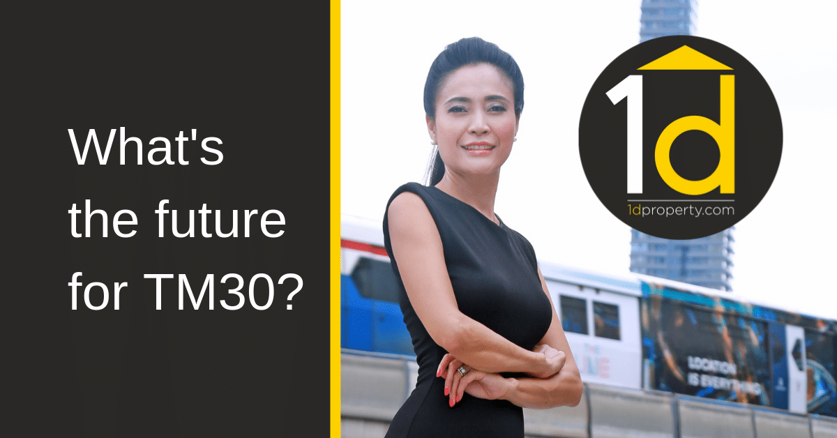 Thailand's TM30 foreigner reporting law explained for
